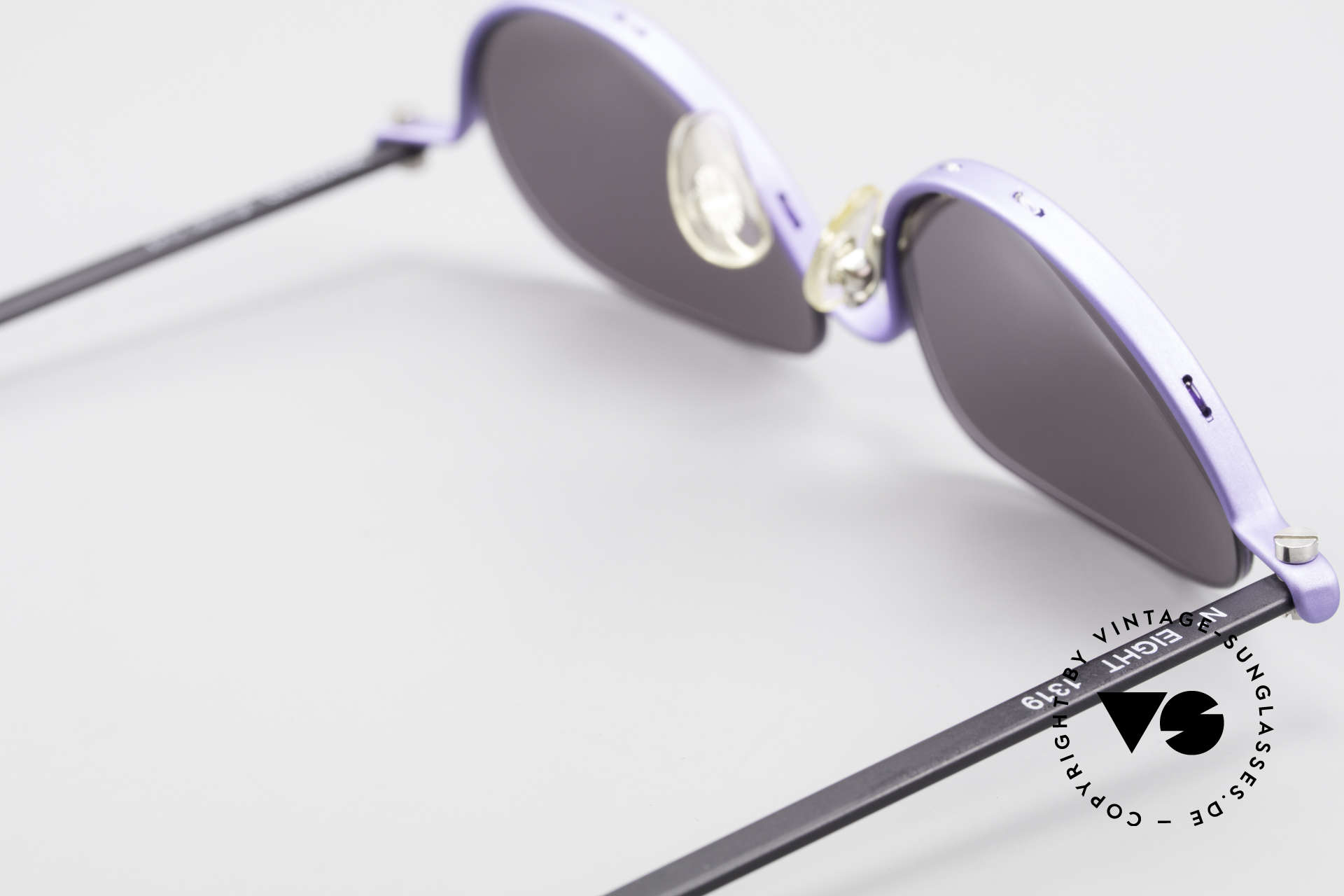 ProDesign No8 Gail Spence Designer Brille, Sonnengläser können durch optische ersetzt werden, Passend für Damen
