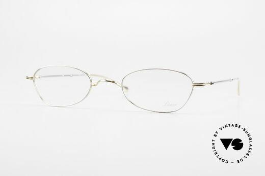 Lunor - Telescopic Feine Ausziehbare Damenbrille Details