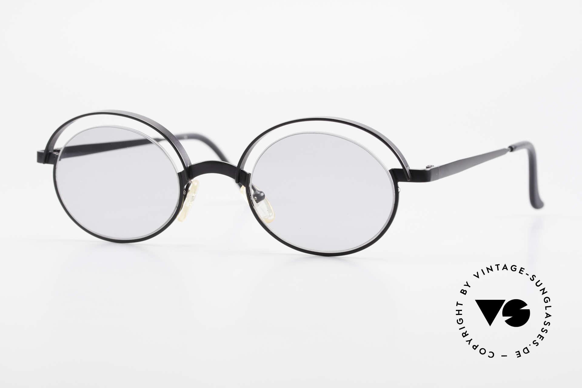 Theo Belgium Lady Verrückte 90er Sonnenbrille, grandiose vintage Theo Belgium Sonnenbrille von '97, Passend für Damen