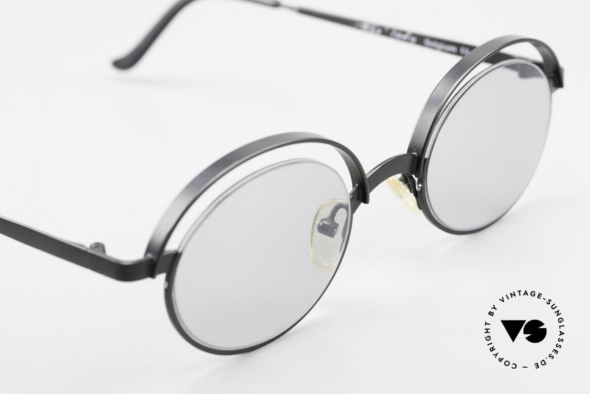 """Theo Belgium Lady Verrückte 90er Sonnenbrille, ungetragen; wie alle unsere THEO """"Charakter-Brillen"""", Passend für Damen"""