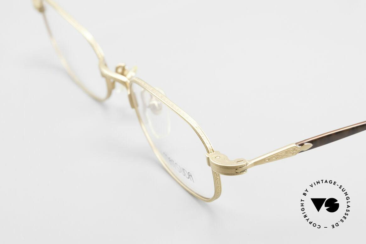 Matsuda 10108 Herrenbrille 90er High End, ungetragen (wie alle unsere vintage Matsuda Fassungen), Passend für Herren