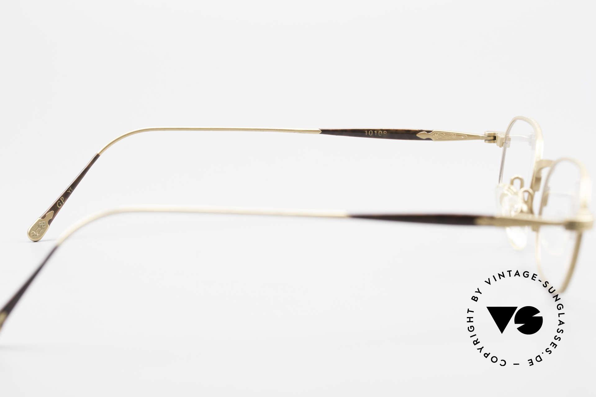 Matsuda 10108 Herrenbrille 90er High End, Größe: medium, Passend für Herren