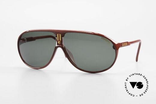 Carrera 5412 Brille 3 Paar Wechselgläser Details