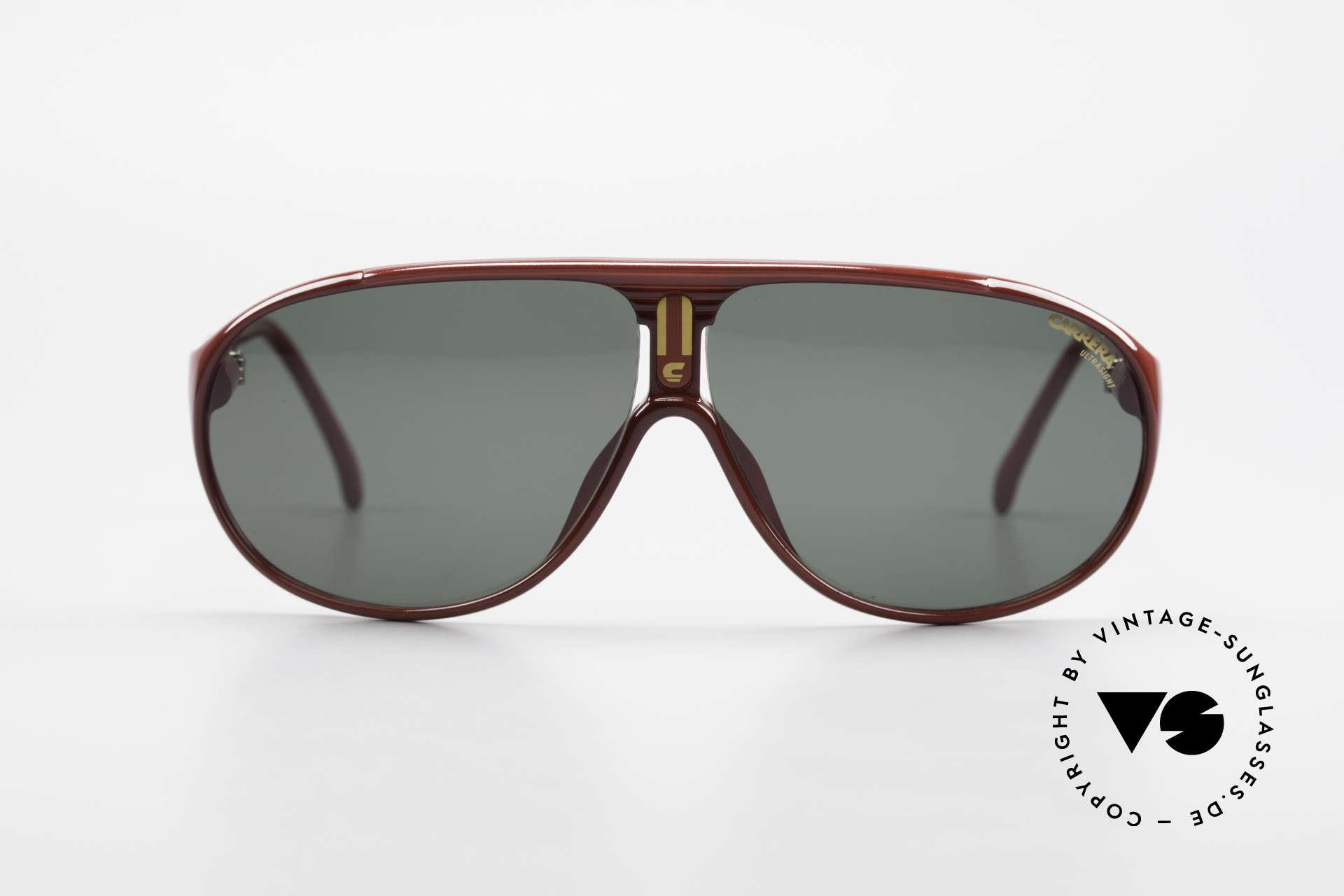 Carrera 5412 Brille 3 Paar Wechselgläser, aus extrem robusten und langlebigen OPTYL-Material, Passend für Herren und Damen