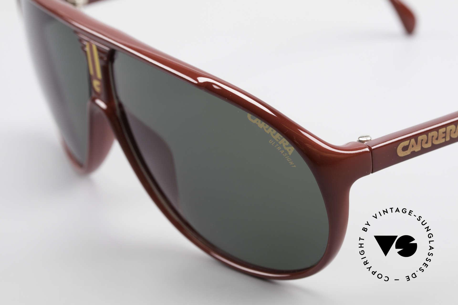 Carrera 5412 Brille 3 Paar Wechselgläser, 3 Paar Wechselgläser für unterschiedliche Bedingungen, Passend für Herren und Damen