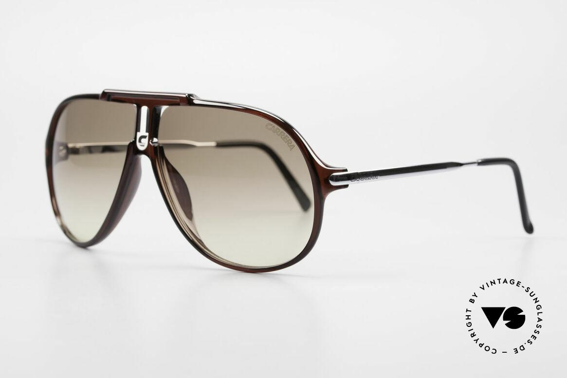 Carrera 5590 3 Sets Auswechselbare Gläser, Optyl ist sehr leicht & scheint einfach nicht zu altern, Passend für Herren