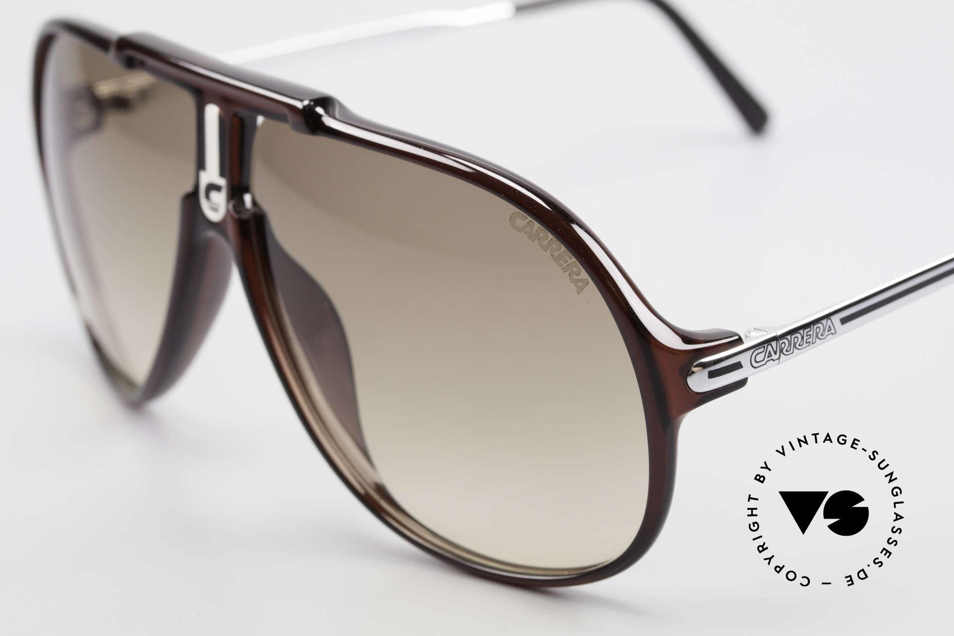 Carrera 5590 3 Sets Auswechselbare Gläser, 3 Paar Wechselgläser für unterschiedliche Bedingungen, Passend für Herren