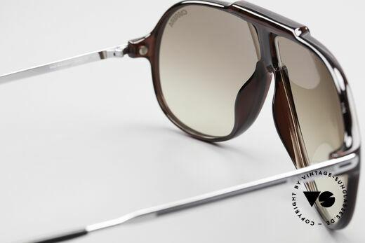 Carrera 5590 3 Sets Auswechselbare Gläser, ungetragen (wie alle unsere 80er Carrera Sonnenbrillen), Passend für Herren