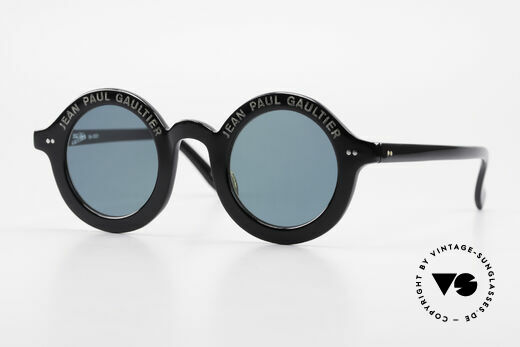 Jean Paul Gaultier 56-0001 Erste Modell der 56er JPG Serie Details