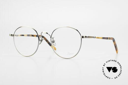 Lunor VA 111 Stilvolle Pantobrille Herren Details