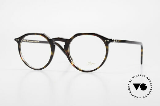 Lunor A5 237 Klassich Zeitlose Panto Brille Details