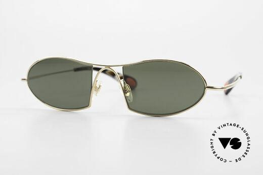 Bugatti 345 Odotype Herren Designer Sonnenbrille Details