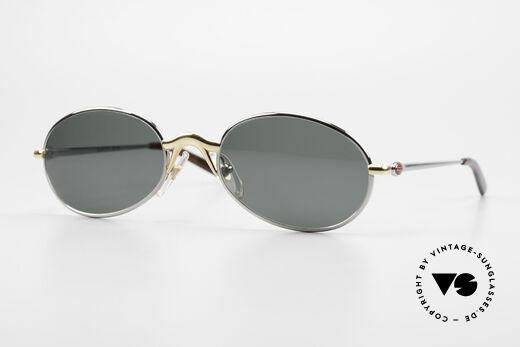 Bugatti 22126 Original 90er Sonnenbrille Details