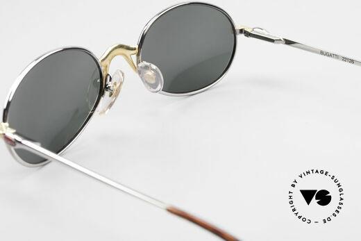 Bugatti 22126 Original 90er Sonnenbrille, KEINE Retrobrille, sondern ein altes ORIGINAL!, Passend für Herren