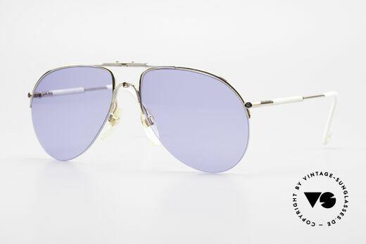 Aigner EA2 Echt 80er Vintage Sonnenbrille Details