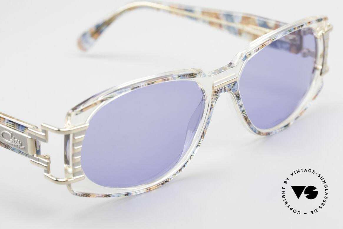 Cazal 372 Seltene HipHop Sonnenbrille, ungetragen (wie alle unsere alten CAZAL vintage Brillen), Passend für Herren und Damen
