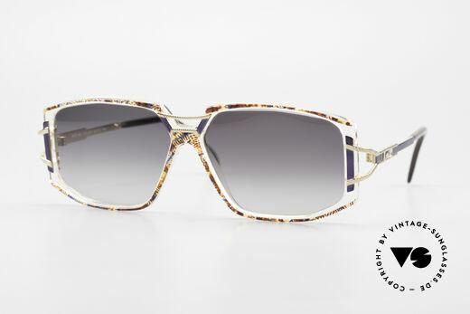 Cazal 362 Original 90er Sonnenbrille Details