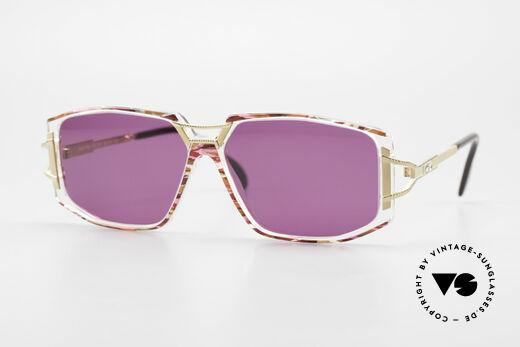Cazal 362 90er Sonnenbrille Damen Cazal Details