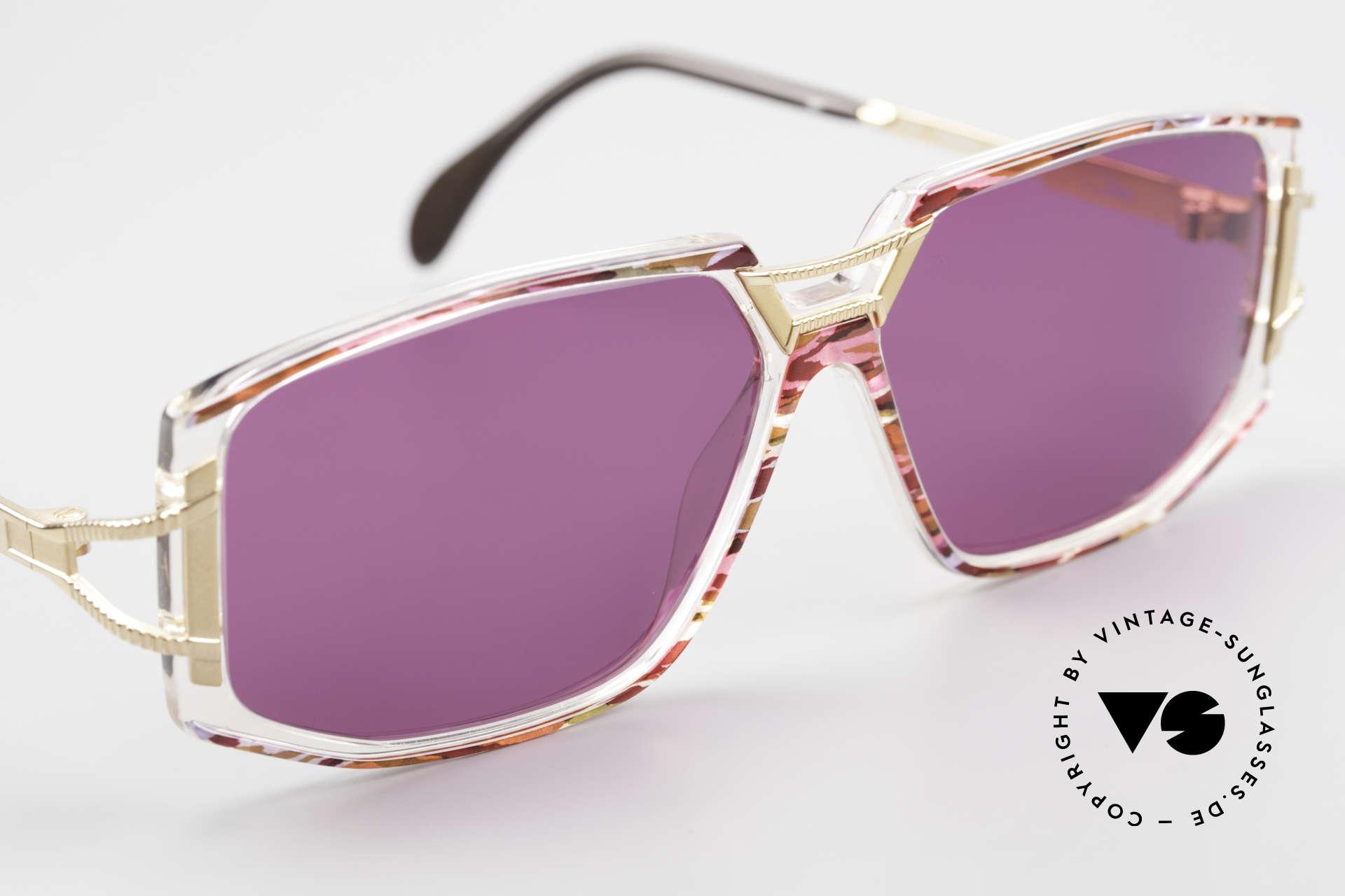 Cazal 362 90er Sonnenbrille Damen Cazal, ungetragen (wie alle unsere vintage Cazal Brillen), Passend für Damen
