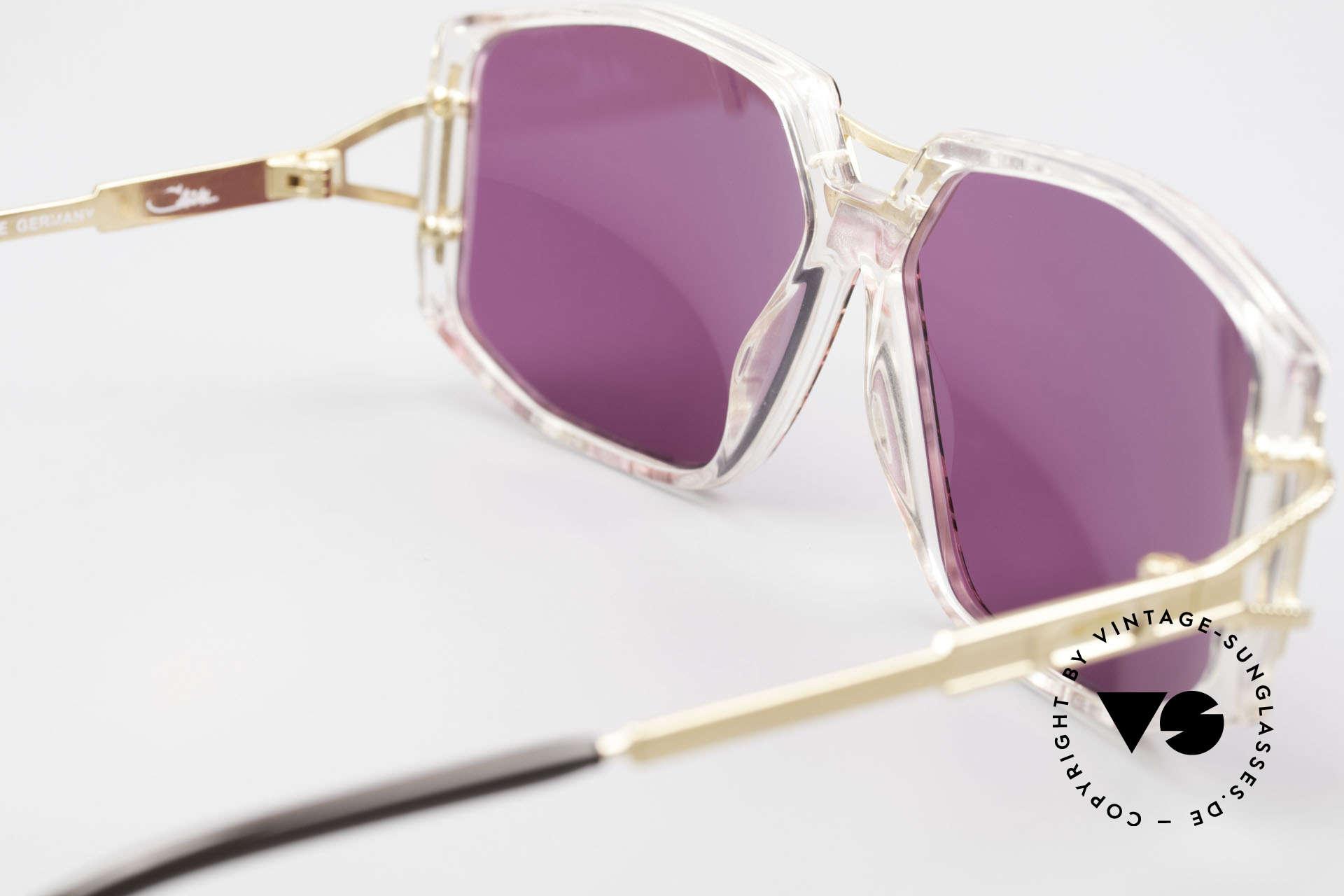 Cazal 362 90er Sonnenbrille Damen Cazal, KEINE Retrobrille; ein echtes altes 1990er Original, Passend für Damen