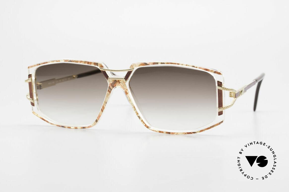 Cazal 362 90er Damen Sonnenbrille Cazal, schmuckvolles Cazal Design der frühen 90er Jahre, Passend für Damen