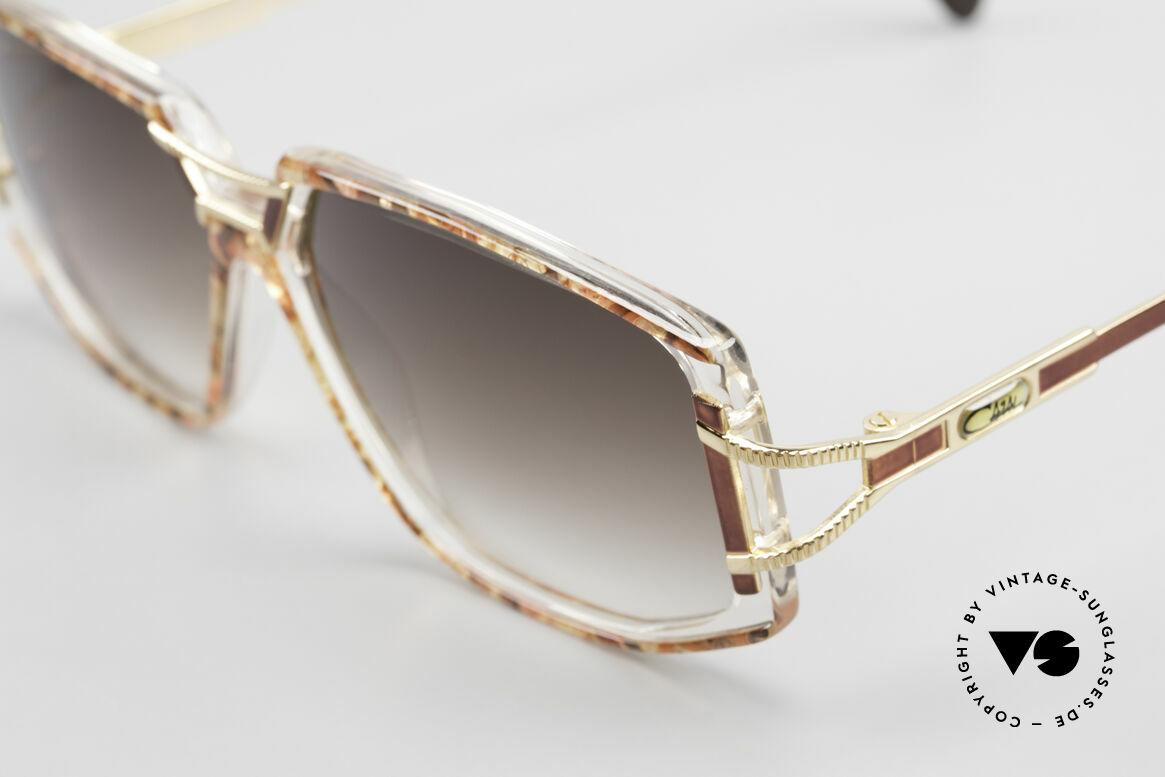 Cazal 362 90er Damen Sonnenbrille Cazal, genaue Cazal Farbbezeichnung: kupfergold / kristall, Passend für Damen