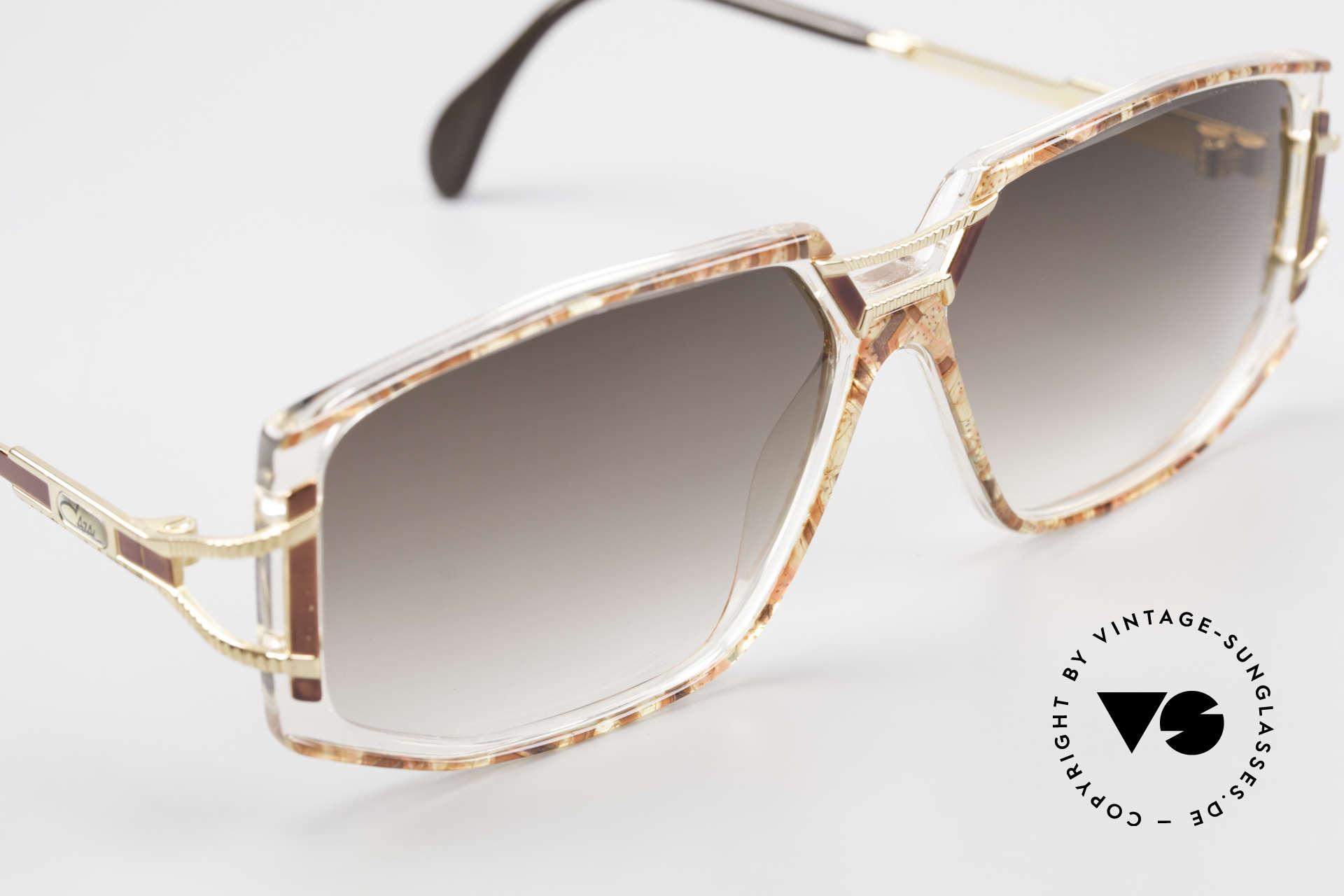 Cazal 362 90er Damen Sonnenbrille Cazal, ungetragen (wie alle unsere vintage Cazal Brillen), Passend für Damen