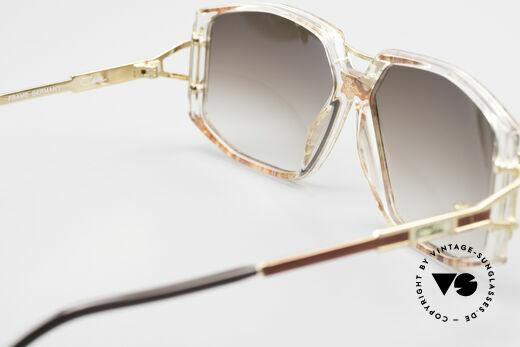 Cazal 362 90er Damen Sonnenbrille Cazal, KEINE Retrobrille; ein echtes altes 1990er Original, Passend für Damen