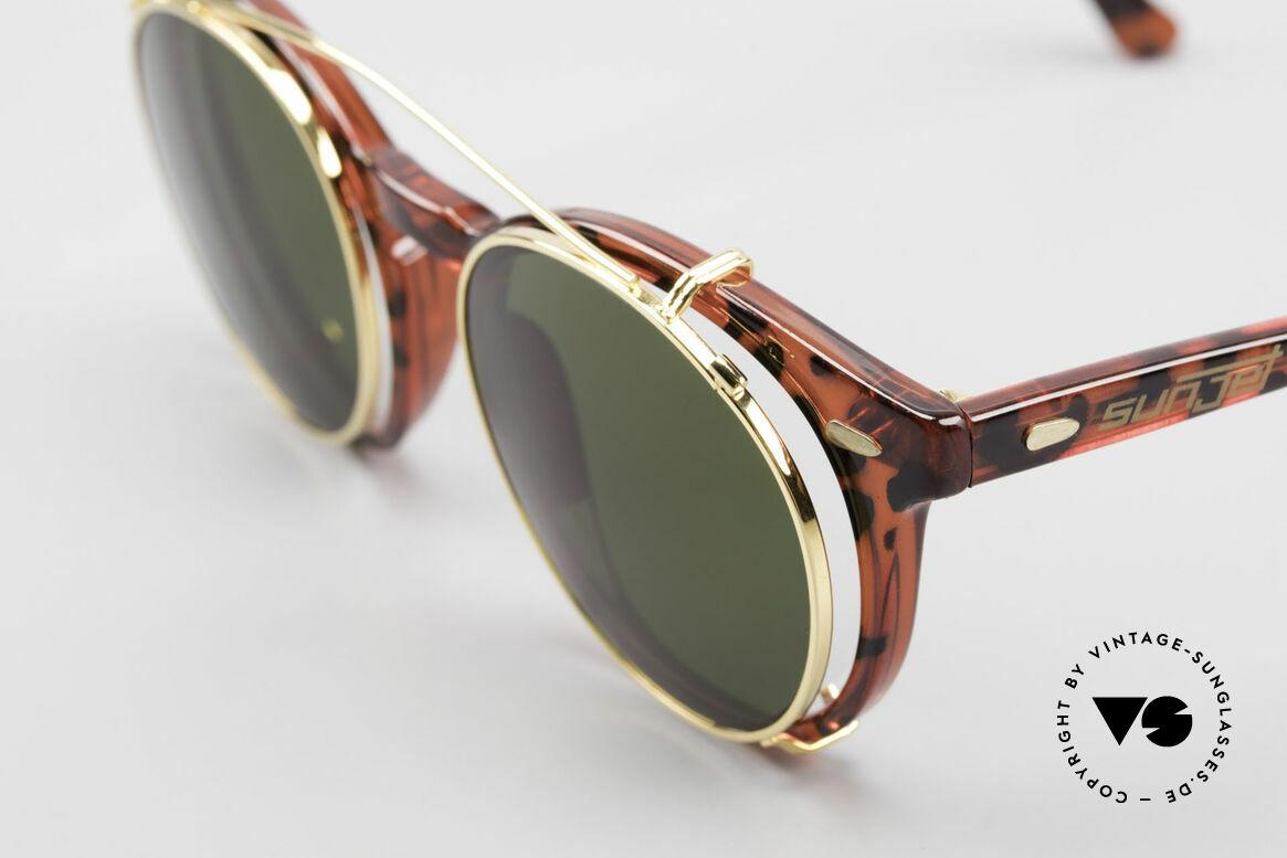 Carrera 5256 Clip Panto Brille Johnny Depp Stil, Johnny Depp machte diese Panto-Brillen-Form berühmt, Passend für Herren und Damen