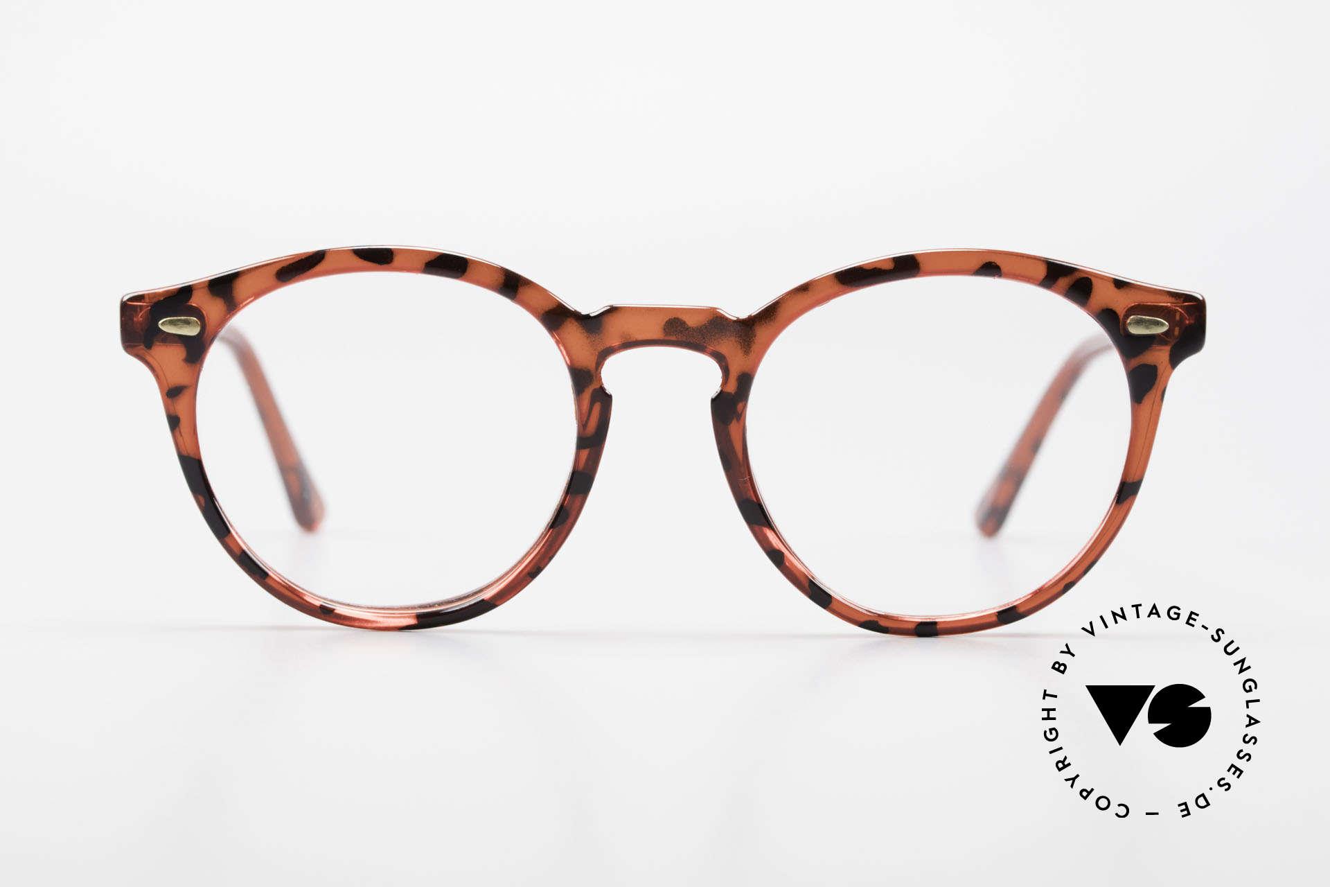 Carrera 5256 Clip Panto Brille Johnny Depp Stil, Größe: small, Passend für Herren und Damen