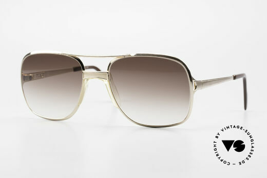 Metzler 0772 Old School Vintage Brille 80er Details