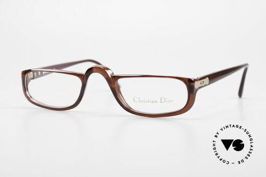 Christian Dior 2075 Vintage Lesebrille Optyl Large Details