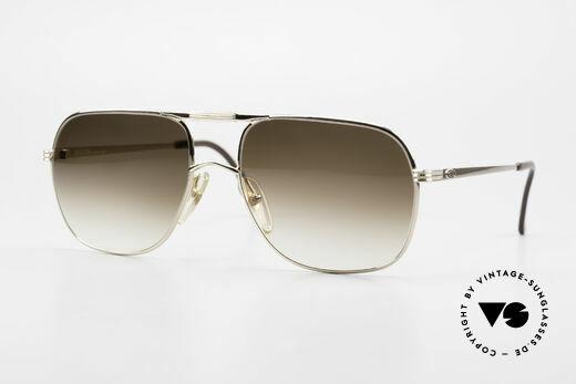 Christian Dior 2443 80er Monsieur Sonnenbrille Details