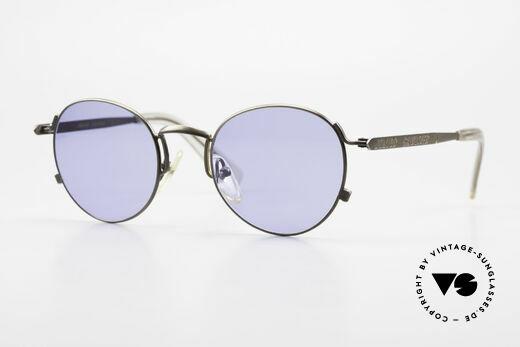 Jean Paul Gaultier 57-1171 90er Designer Sonnenbrille Details