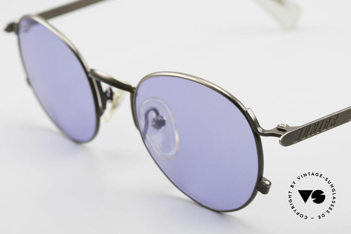 Jean Paul Gaultier 57-1171 90er Designer Sonnenbrille, ein ungetragenes Einzelstück (wie alle unsere Gaultiers), Passend für Herren und Damen
