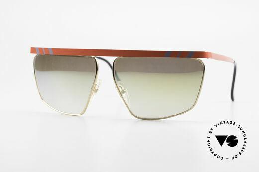 Casanova CN7 Luxus Sonnenbrille Verspiegelt Details