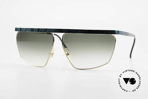Casanova CN7 Luxus Sonnenbrille Vergoldet Details