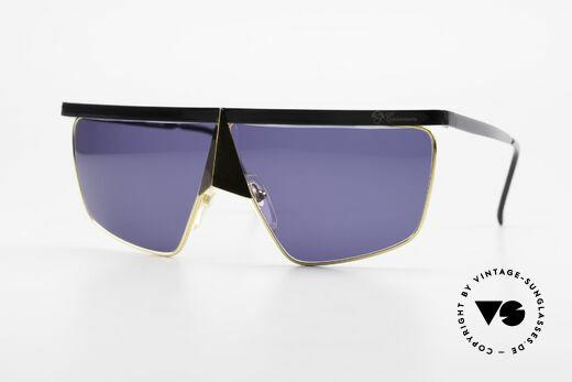 Casanova FC10 24kt Nasenbrille Sonnenbrille Details
