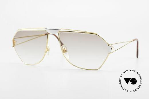 St. Moritz 403 Jupiter Sonnenbrille Luxus Details