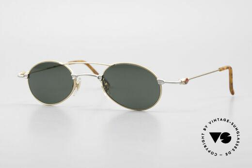 Bugatti 10868 90er Luxus Sonnenbrille Men Details