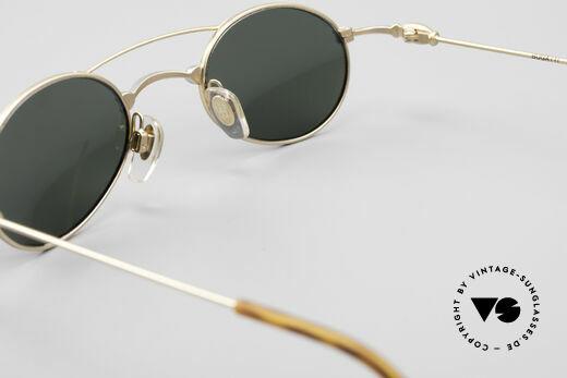 Bugatti 10868 90er Luxus Sonnenbrille Men, Sonnengläser können ggf. durch optische ersetzt werden, Passend für Herren