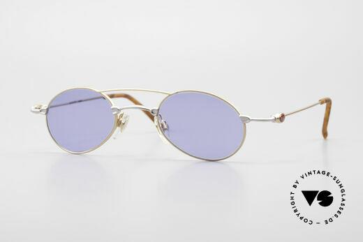 Bugatti 10868 Luxus Herren Sonnenbrille Details