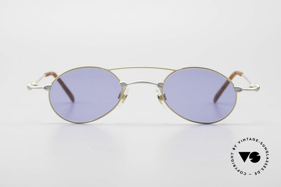 Bugatti 10868 Luxus Herren Sonnenbrille, Material und Verarbeitung auf Top-Niveau in Gr. 44°23, Passend für Herren