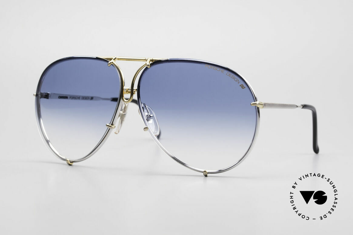 Porsche 5623 Unikat Brille 6Fach Verlauf, individuelle Kunden-Anfertigung, ein EINZELSTÜCK!, Passend für Herren und Damen
