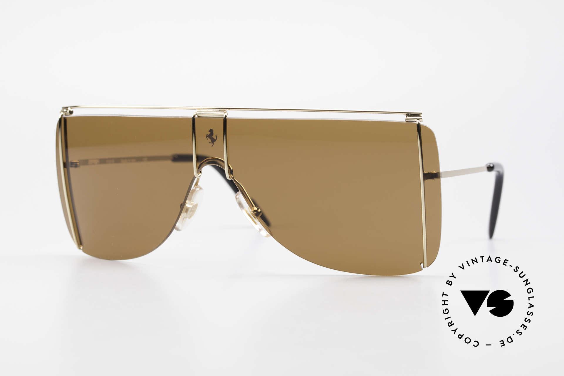 Sonnenbrillen Ferrari F20 S Kylie Jenner Sonnenbrille
