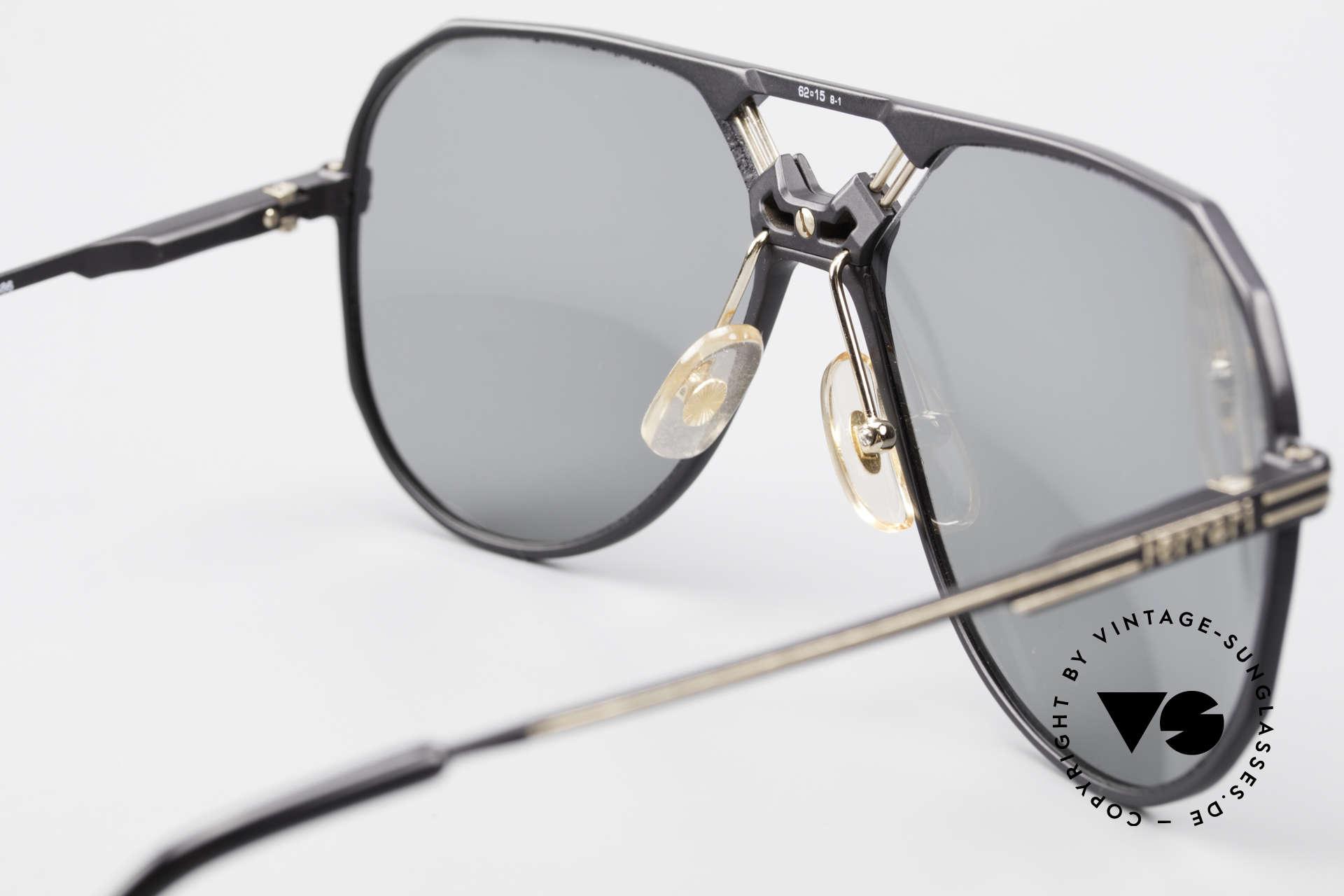 Ferrari F23/S Sport Aviator Sonnenbrille, KEINE Retrobrille; ein circa 30 Jahre altes ORIGINAL, Passend für Herren