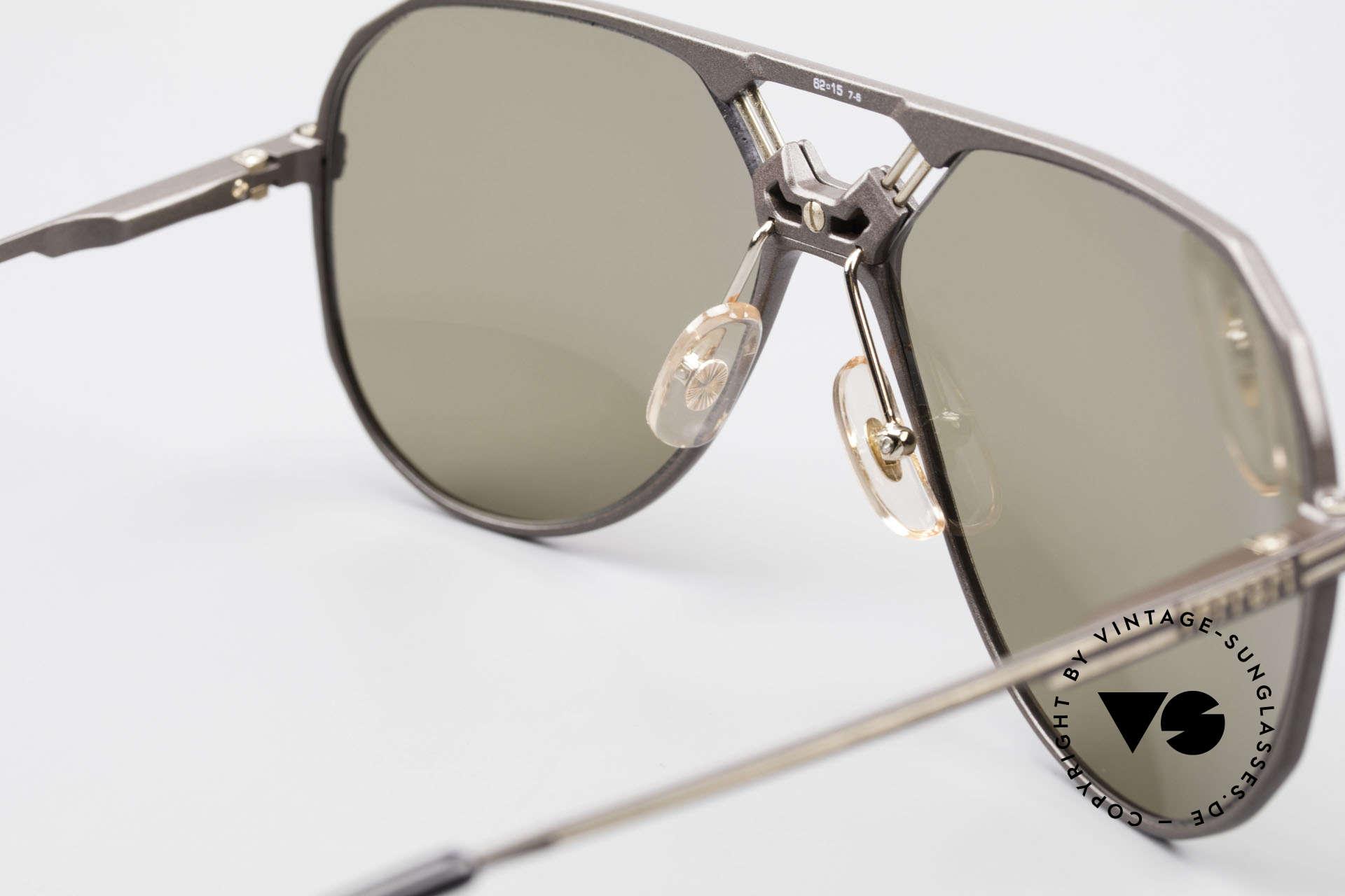 Ferrari F23/S Aviator Sport Sonnenbrille, KEINE Retrobrille; ein circa 30 Jahre altes ORIGINAL, Passend für Herren