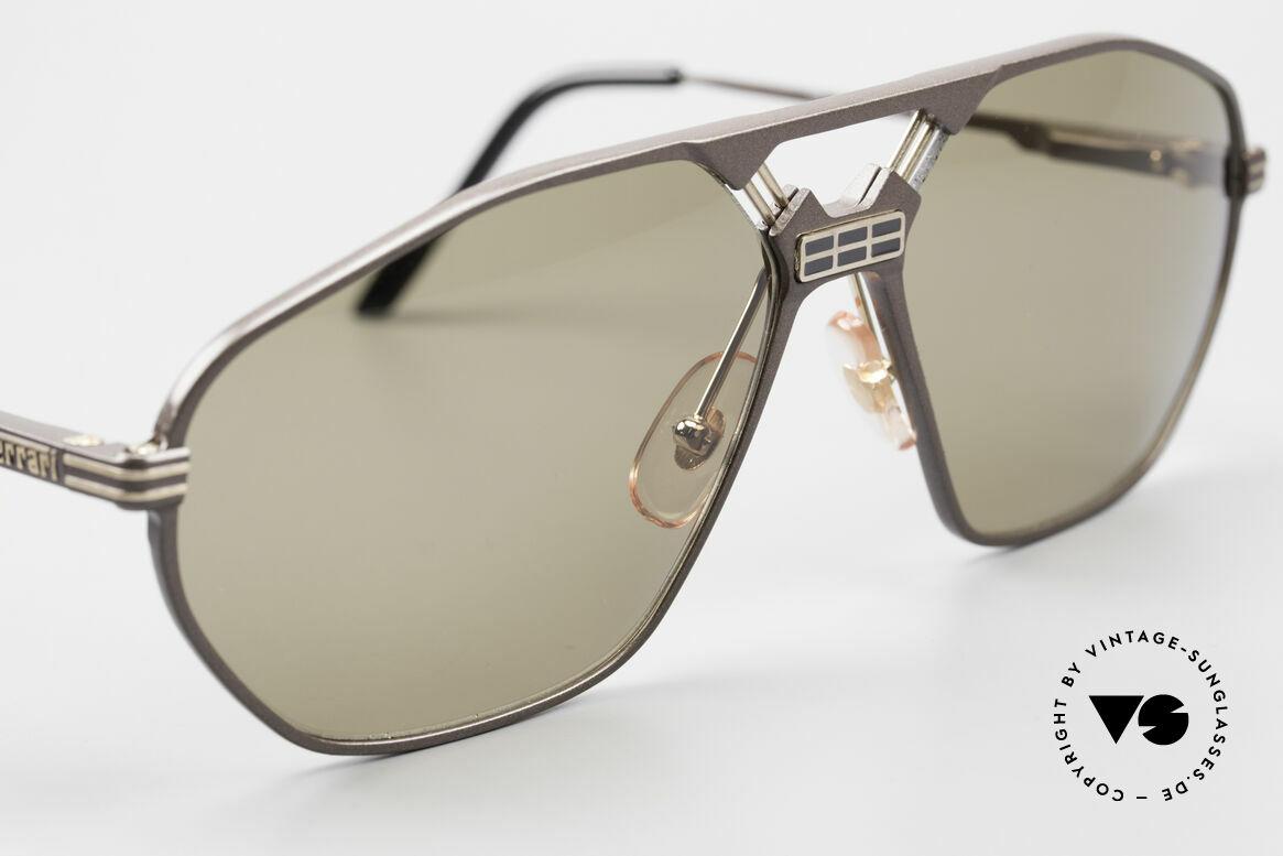 Ferrari F22/S XL Luxus Sonnenbrille Herren, KEINE Retro-Sonnenbrille; altes vintage ORIGINAL, Passend für Herren