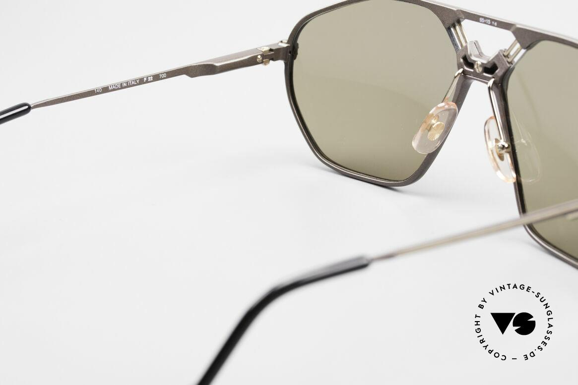 Ferrari F22/S XL Luxus Sonnenbrille Herren, Größe: extra large, Passend für Herren