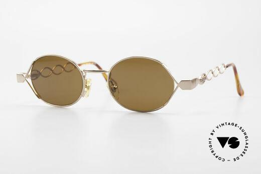 Moschino MM344 Designer Damen Sonnenbrille Details